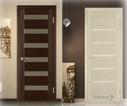 Двери Терминус коллекция Хай-Тек