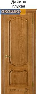 терминус серия каро дверь 41 даймон глухое дверное полотно