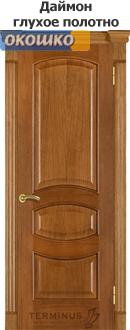 терминус серия каро дверь 50 даймон глухое дверное полотно
