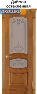 двери терминус каро модель 50 остекленная даймон