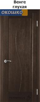 дверь терминус модерн модель 16 глухая венге